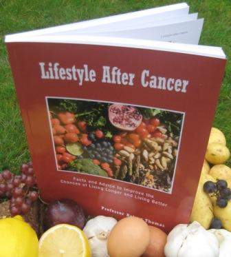 lifestyle cancer books diet exercise avoid relapse improve cure